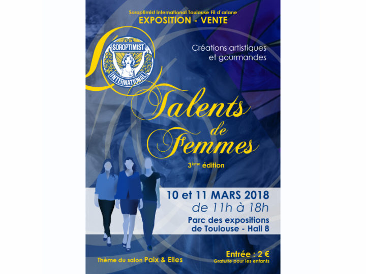 Salon «Talents de Femmes»